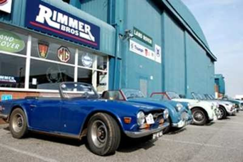 The Triumph Sports Six Club